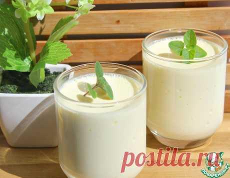 """Десерт """"Молочный шелк"""" – кулинарный рецепт"""