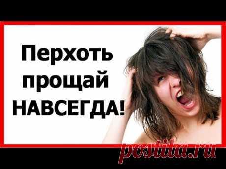 (91) ПЕРХОТИ БУДЕТ ХАНА!!! УНИЧТОЖАЕМ ПЕРХОТЬ В ДОМАШНИХ УСЛОВИЯХ БЕЗ ОСОБЫХ ЗАТРАТ! - YouTube