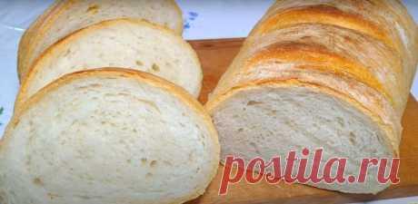Простой и вкусный рецепт домашнего хлеба в рукаве