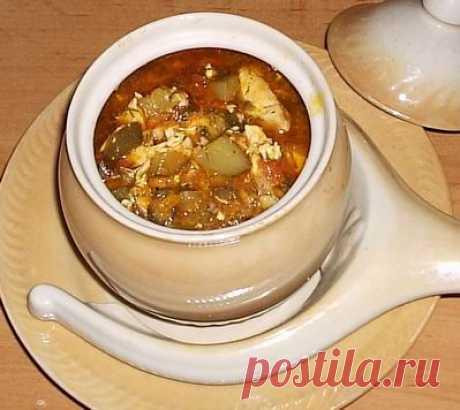 ЕДА в ГОРШОЧКАХ : Правила приготовления блюд в горшочках + рецепты