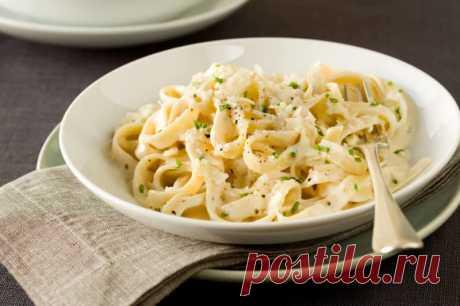 Блюда из макарон: 10 оригинальных и вкусных блюд из любимой пасты - Сабрина