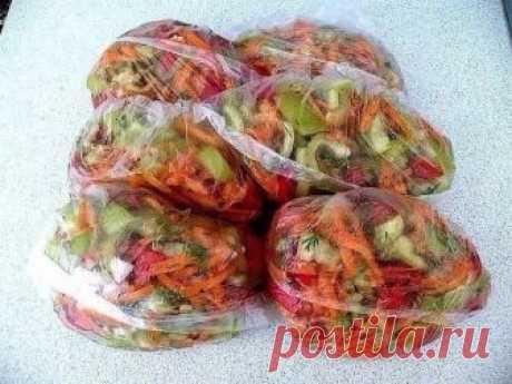 Рецепты заморозки овощей и фруктов