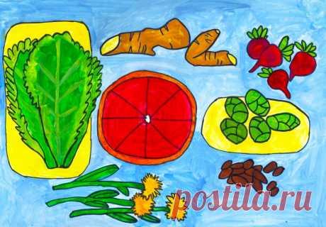 Горькая еда – для здоровья печени и повышения иммунитета | SportChic | Яндекс Дзен