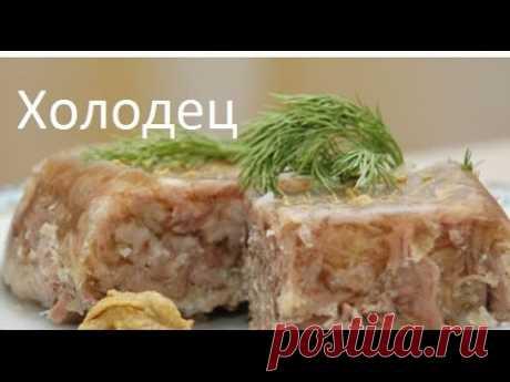 Заливное-холодец   Инна Великая   Food and drink recipes on