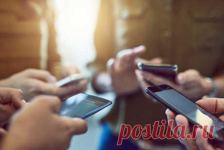 Особенности пользования смартфоном выдают возраст владельца | Новости | Вокруг Света
