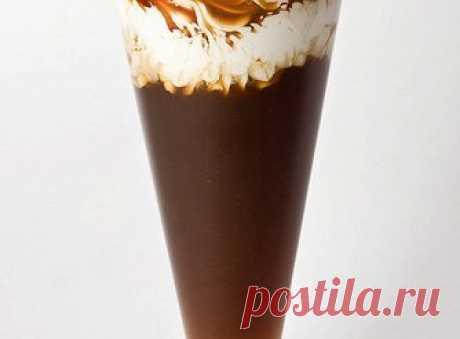 Кофе с «Бейлисом» и «Франжелико». Рецепт В миске миксером взбейте сливки с сахаром.