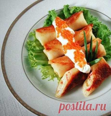 Крабовые палочки по-корейски рецепт – корейская кухня: закуски