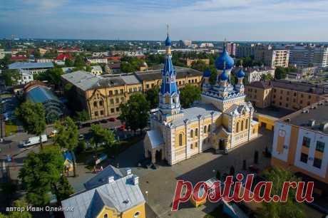 Православные храмы, построенные при участии пожертвований