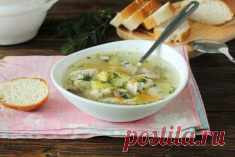 Сварила суп из скумбрии и даже не ожидала, что получится так вкусно. Делюсь рецептом   Cook-s.ru   Яндекс Дзен