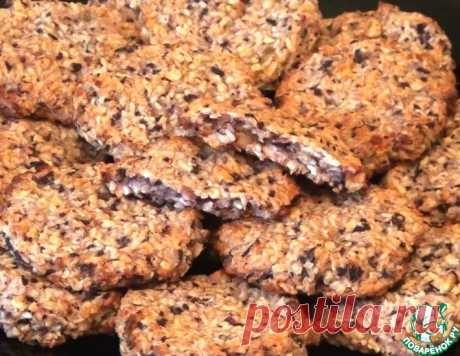 Постное кокосово-банановое печенье – кулинарный рецепт
