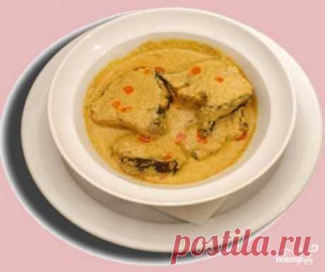Рыба по-грузински - пошаговый рецепт с фото на Повар.ру