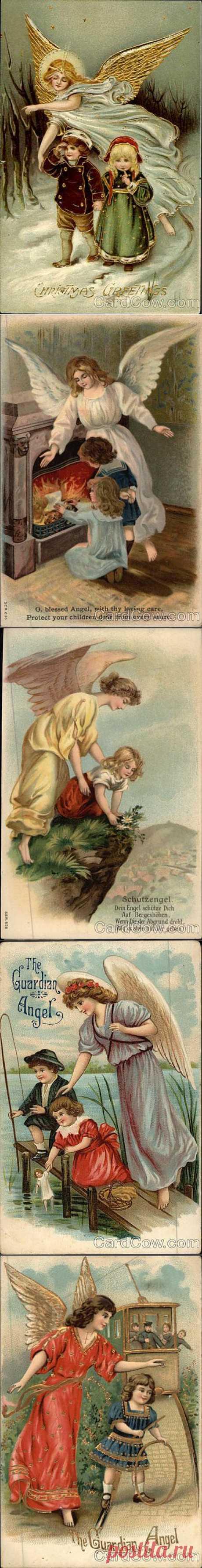 Ангелы-хранители.