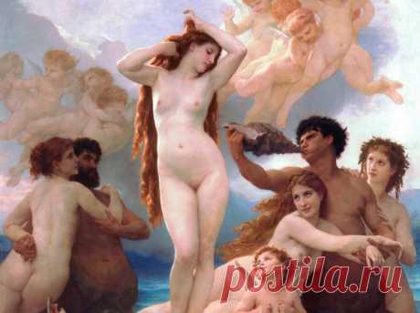 Легенды о Афродите | Васька Да'Гама | Яндекс Дзен