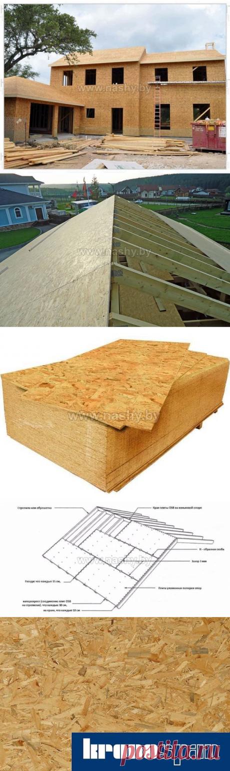 Стружечная плита OSB плита 9мм Kronospan (Беларусь) | Купить влагостойкие OSB плиты, цены