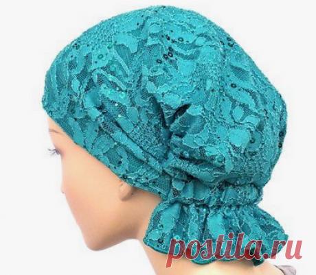 Оригинальные головные уборы на лето. Подборка для шитья своими руками. #шитье