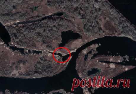 Как мы с женой ищем рыбные места через яндекс или гугл карты: без улова ещё не оставались [Фото]   ТАЙНЫЕ ТРОПЫ   Яндекс Дзен