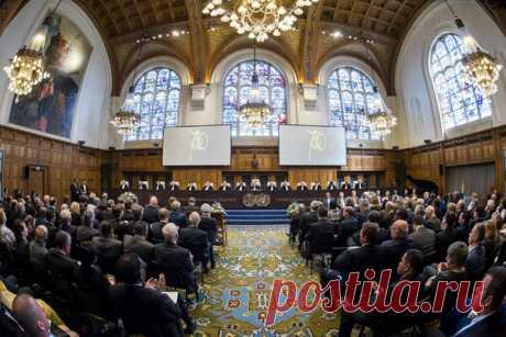 Россия не согласна с решением Гаагского суда по Крыму | Новости мировой газовой отрасли | Яндекс Дзен