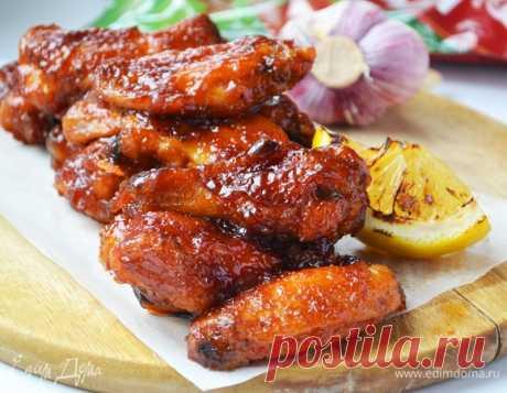 Как приготовить куриные крылышки: 10 простых рецептов от «Едим Дома». Кулинарные статьи и лайфхаки