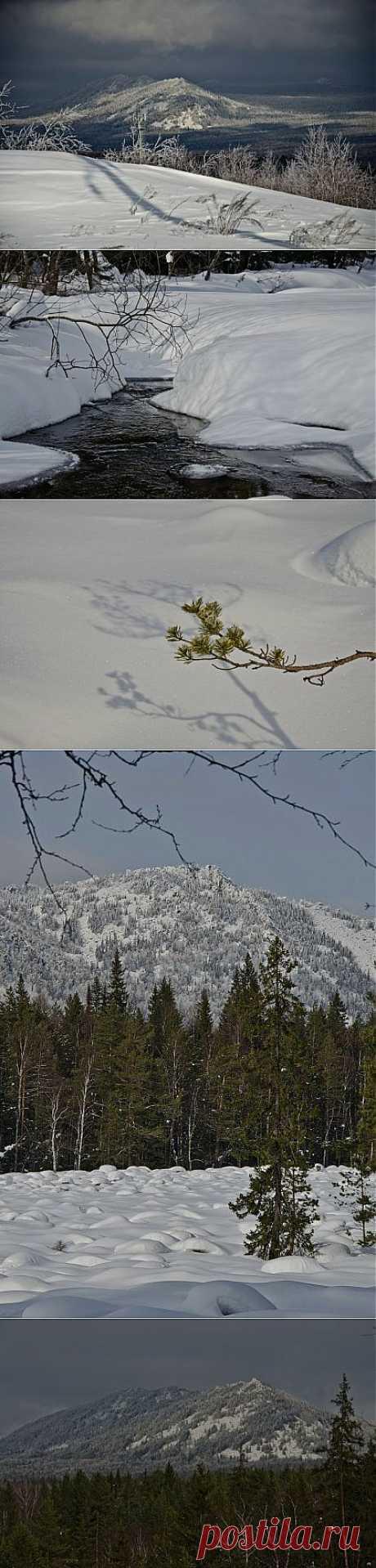 (+1) тема - До Каменной реки на лыжах. | Непутевые заметки