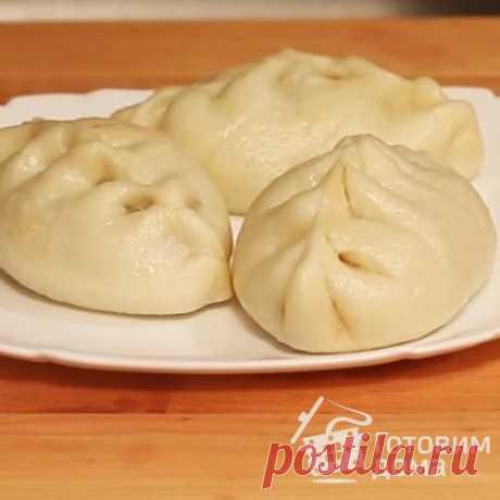 Пян-Се (Пигоди) манты по-корейски - пошаговый рецепт с фото на Готовим дома