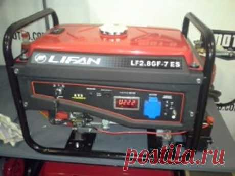 How to choose the generator