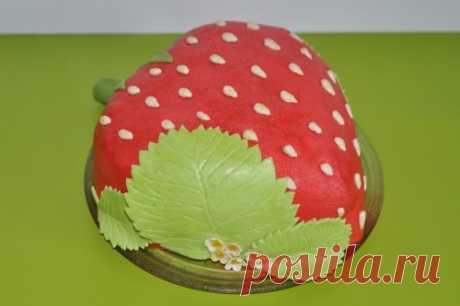 Mastic for cake - the recipe \/ Simple recipes