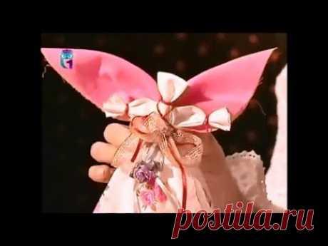 Делаем Рождественского ангела своими руками. Часть 1. Мастер класс для детей и родителей