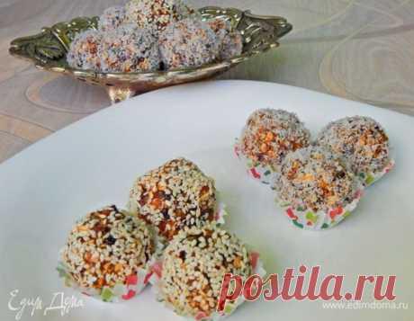 Полезные конфеты рецепт 👌 с фото пошаговый | Едим Дома кулинарные рецепты от Юлии Высоцкой