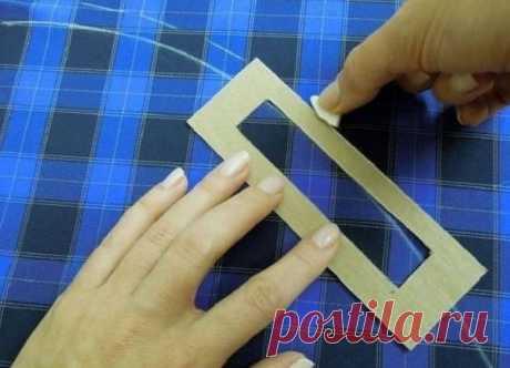 30 полезных и простых швейных лайфхаков (Шитье и крой) – Журнал Вдохновение Рукодельницы