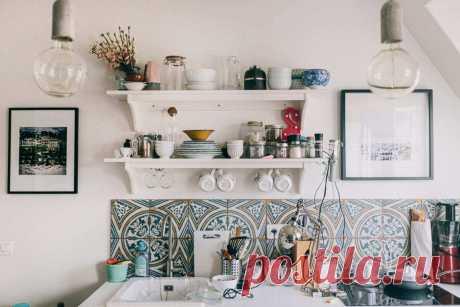 Средиземноморский стиль в интерьере кухни: основные принципы дизайна