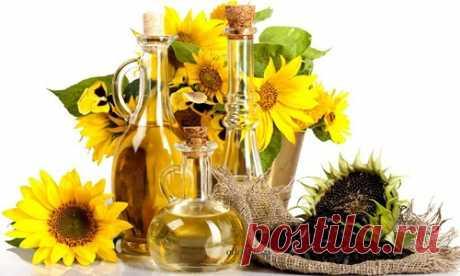Все о полезных свойствах растительных масел | odriflik