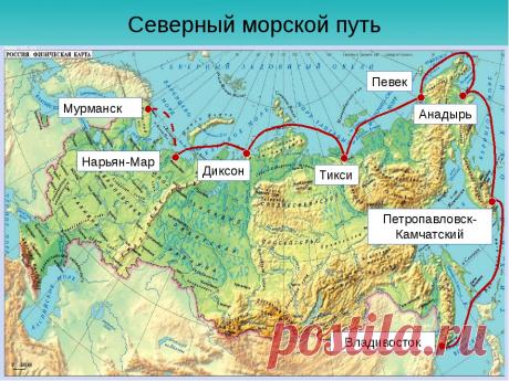 О Северном морском пути | Популярная наука | Яндекс Дзен