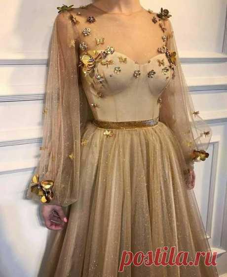 Роскошные вечерние платья, в которых каждая женщина будет чувствовать себя королевой - Страница 3 из 5 - Жизнь планеты