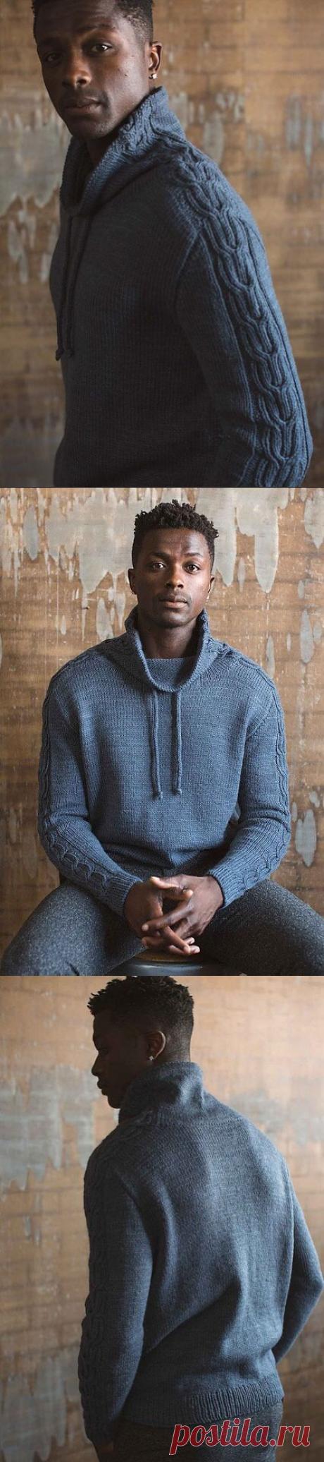 Sweater. Spokes.