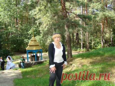Валентина Кирик