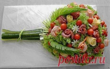 Карвинг – искусство красивой резьбы по фруктам и овощам - 6 Октября 2013 - ВкусноВсё