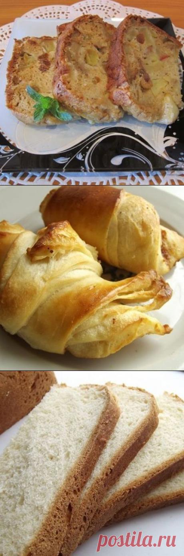 👌 Тесто в хлебопечке, 100 вкусных рецептов с фото 👌 Алимеро