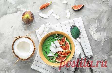 Боул-бум: 5 рецептов ярких смузи в тарелке - Beauty HUB