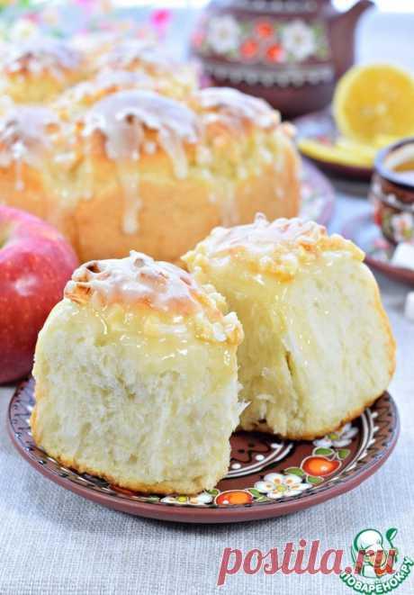 Разборный яблочный пирог – кулинарный рецепт
