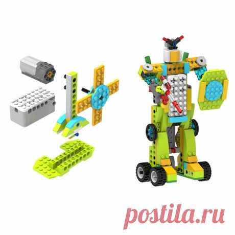 Xiao r robot master diy programmable rc robot kit app/stick control steam educational kit Sale - Banggood.com