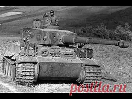 Top Ten WW2 Tanks - YouTube