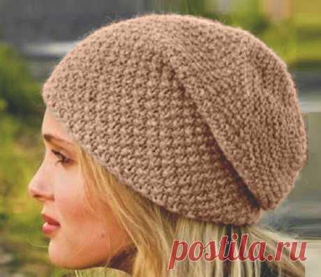 3 модные красивые шапки, которые легко связать самим (с описанием) | Идеи рукоделия | Яндекс Дзен