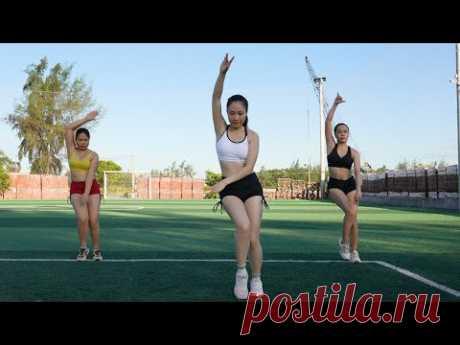 Руки + Талия + Живот + Бедра + Бедра | Тренировка 5 в 1 | Лучшее упражнение для женщин