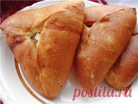 Как приготовить пироги с мясом, картошкой и луком. эчпочмак. - рецепт, ингредиенты и фотографии
