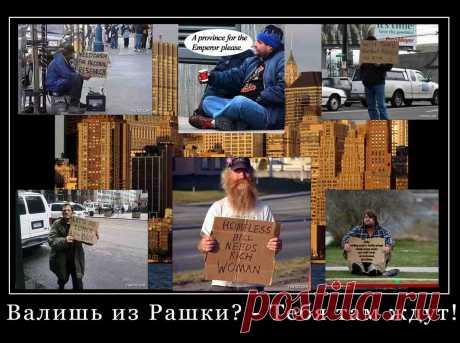 Веские причины остаться в России. | Я так вижу