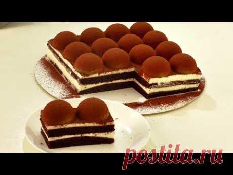 Как необычно и просто украсить торт. How unusual and easy to decorate a cake.
