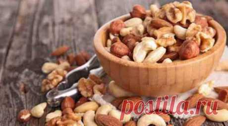 """Experts told, than the use of nuts is useful for heart\"""" for MEDIKFORUM.RU"""