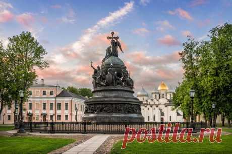 Великий Новгород — один из древнейших городов России