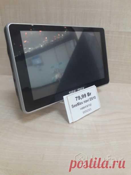 Навигатор SeeMax navi E610 HD 8GB