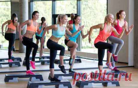 Фитнес ошибки. Занимайтесь фитнесом с пользой. 5 главных ошибок